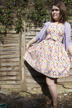 Izy's Lilou dress