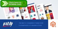 [ThemeForest]Free nulled download Ves Envy Magento 2 Theme from http://zippyfile.download/f.php?id=34952 Tags: fashion store, magento 2 templates, magento 2 theme, Magento 2 themes, magento 2.0 templates, magento 2.0 themes, magento 2.0.7 themes, magento 2.1 themes, magento2 pages builder, magento2 theme, style shop, Ves Envy
