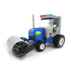 5sets/lot educational locomotive DIY enlighten train building block kids toys bricks compatible With other assembles particles