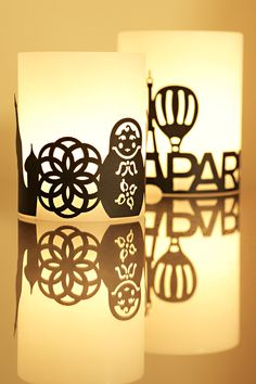 City parafine lantern for all over the world only in Neo Spiro