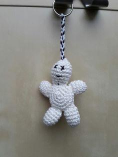 Kleine Voodoo-Puppe
