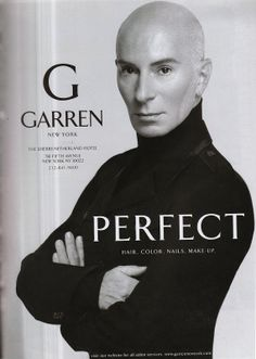 Hair for men beauty hair celebrity hair stylists top salon the most famous hair stylist in nyc garren a mere 725 for a cut urmus Choice Image