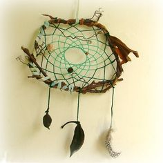 Remember that year you wanted Santa to bring you a dream catcher....