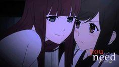 ♥Saki x Maria♥ {Shinsekai Yori}
