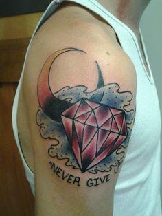 Why Many People Choose Diamond Tattoo Designs, diamond tattoo meaning, diamonds tattoos Tattoo Designs And Meanings, Best Tattoo Designs, Tattoo Sleeve Designs, Girls With Sleeve Tattoos, Tattoos For Guys, Tattoos For Women, Diamond Tattoo Designs, Diamond Tattoos, Arrow Tattoos