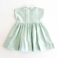 Soor Ploom Edie Dress, Seafoam