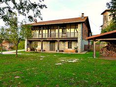 Casa Rural Apezetxea-aparcamiento-arruitz-larraun-navarra