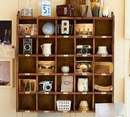 collections and favorites things look great in this type of display