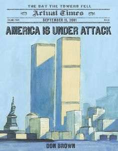 Discussing 9/11 in Our Classroom