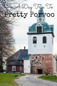 A Day Trip To Pretty Porvoo (Borgå), Finland