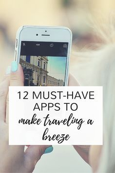 Let's face it – today's traveler is not likely to go anywhere without their trusty smartphone. For some, this may take a bit of the relaxation out of a holiday. But on the other hand, it's a great way to. Travel Checklist, Travel Planner, Travel Deals, Travel Advice, Travel Tips, Travel Hacks, Online Travel Agent, Travel Gadgets, Travel Agency