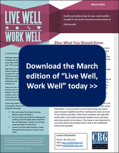Live Well, Work Well: Employee Wellness Newsletter for April Spring Allergies, Coffee Consumption, and Employee Wellness, Workplace Wellness, Spring Allergies, Zika Virus, Proposal Templates, Sample Resume, March, Public, Life