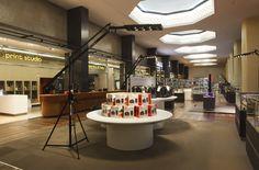 Featured in Retail Design Blog | Rajala Pro Shop flagship store by Amerikka, Helsinki Finland