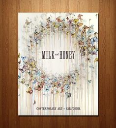 Milk & Honey: Contemporary Art In California  by AMMO Books on Scoutmob Shoppe