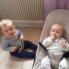 Buddies forever! Tag a sibling!!! . .  via @mom.2.william
