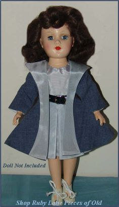 """Mary Hoyer Doll Outfit """"Polly Prim"""""""