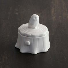 My Owl Barn: Graham and Green: Ceramic Trinket Box