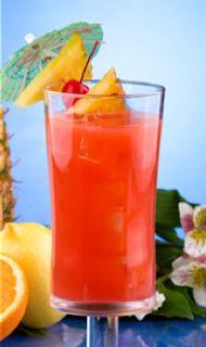 Rum, Hurricane Cocktail Recipe