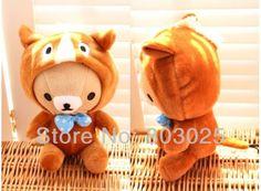 Rilakkuma Wearing Zodiac Mascot Costumes (4)