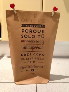 Packaging de regalos
