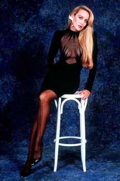 1980's Sass - legs for days and what a fabulous dress ! Classy and Sassy xxxx