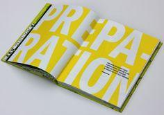 Good design makes me happy: book design