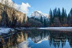 Merced River at Yosemite
