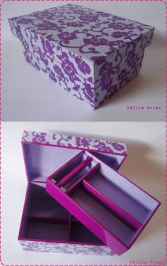 Porta-jóias Glitter