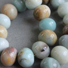 Amazonite Gemstone Beads