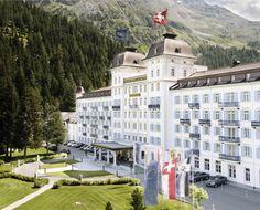 Hotel: Kempinski Grand Hotel des Bains St. Moritz