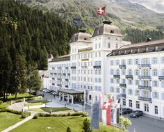 Hotel: Kempinski Grand Hotel des Bains St. Moritz - GF Luxury