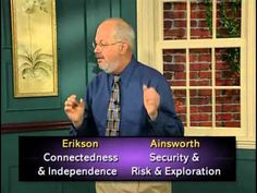 ▶ 12 Bowlby and Ainsworth's Attachment Theory - YouTube Attachment Theory, Coaching, Youtube, Training, Youtubers, Youtube Movies