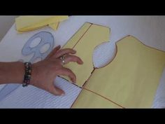 (70) DIY - CAMISA para Mascotas - MOLDE BASE. - YouTube