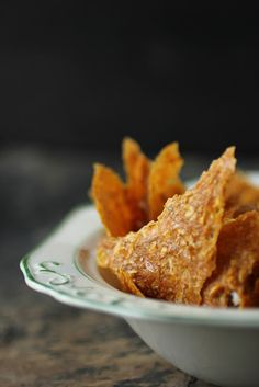 raw dehydrated corn chips