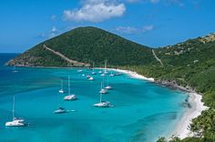 The British Virgin Islands are popular with travelers who enjoy the sugary sand beaches, the warm, crystal-clear waters and the smorgasbord of watersports on offer.