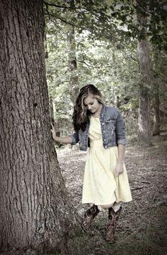 Farm Girl Fashion: Sweet Sixteen Photo Shoot!!