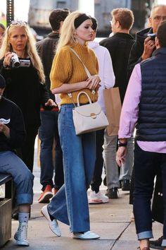 Celebrity Style Inspiration, Celeb Style, Swedish Girls, Swedish Fashion, Elsa Hosk, Elegant Outfit, Girl Crushes, Street Style Women, Autumn Fashion