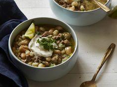 White Chili Recipe : Ellie Krieger : Food Network - FoodNetwork.com