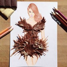 Stunning Dresses From Everyday Objects By Edgar Artis - Imgur