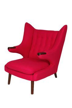 The Olsen Rose Lounge Chair