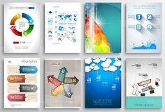 88 Free Premium Vector Posters Pack 3
