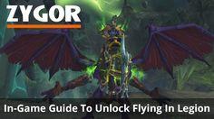 Legion Flying