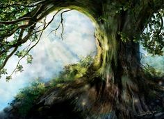 """""""Daughter of Yggdrasil"""" - Chris Cole"""