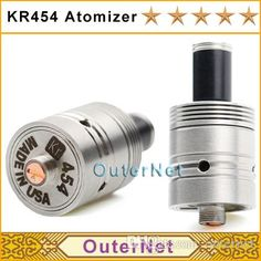 Wholesale Atomizers - Buy E Cigarette KR454 Big Block Atomizer RDA Rebuildable Dripping Atomizer DIY Clone 1:1 510 Thread for Mechanical Mod Battery OuterNet, $8.07 | DHgate