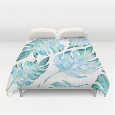 love tropical  Duvet Cover