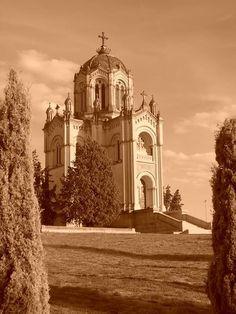 Panteon de la Condesa de la Vega del Pozo. Guadalajara.