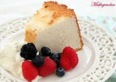 Melek Keki (Angel Food Cake)