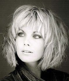 Glynis Barber - Mature Hairstyle