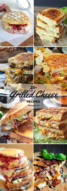25+ Grilled Cheese R