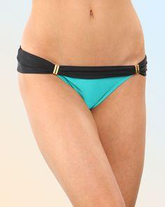 Vix Bas de Bikini - Vert   Bikini Village